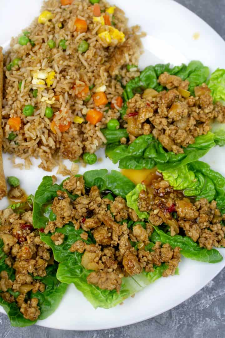 PF Changs Lettuce Wrap Recipe