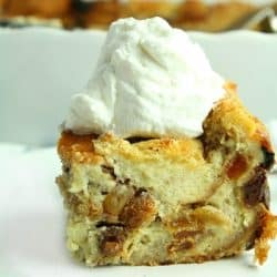 Grandma's Secret Bread Pudding Recipe