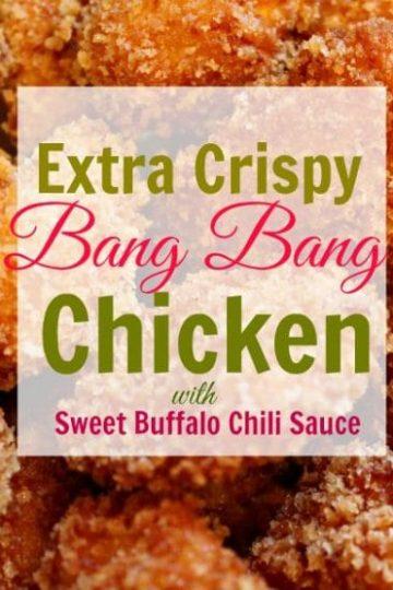 Bang Bang Buffalo Chicken