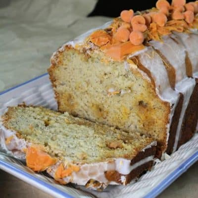 Banana Bread with Butterscotch