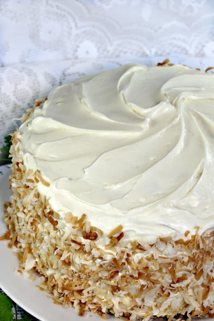 Classic Carrot Cake Recipe Must Love Home