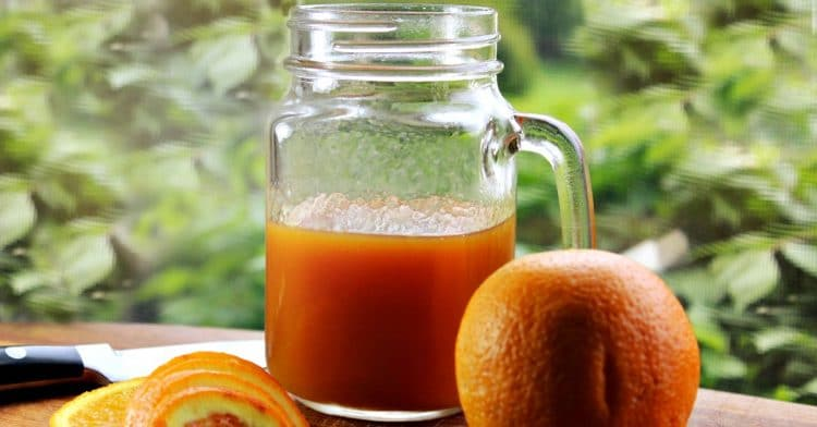 Orange Simple Syrup is the perfect sweetener for any cocktail that needs an orange flavor boost! A little of this added to your bar drinks will take them from just okay to absolutely amazing!