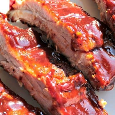 Southern Style Slow Cooker Ribs