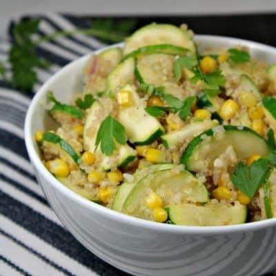 Quinoa Vegetable Medley