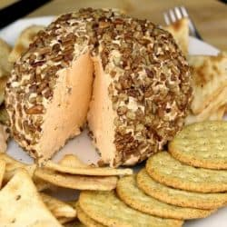 buffalo chicken ranch cheese ball