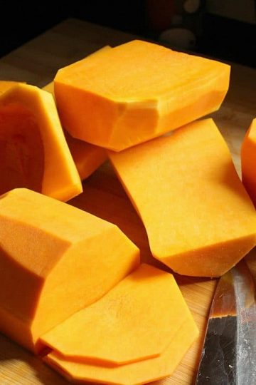 How to Easily Peel and Seed a Butternut Squash