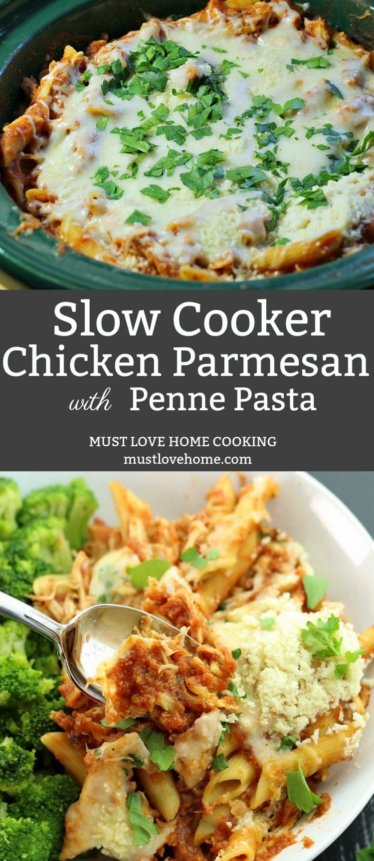 One bite of this easy cook meal and it will be a new favorite. No more hassle - this Italian classic is made completely in the slow cooker, even the pasta!