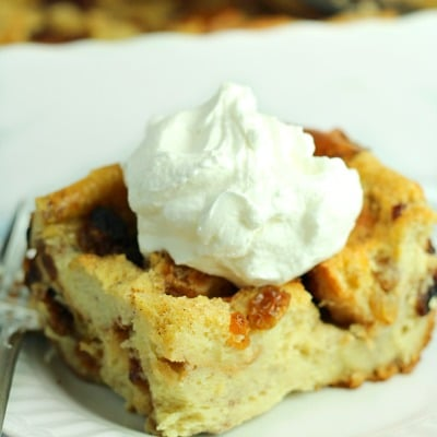 Grandma's Secret Recipe Bread Pudding