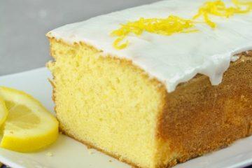 Lemon Glaze Icing