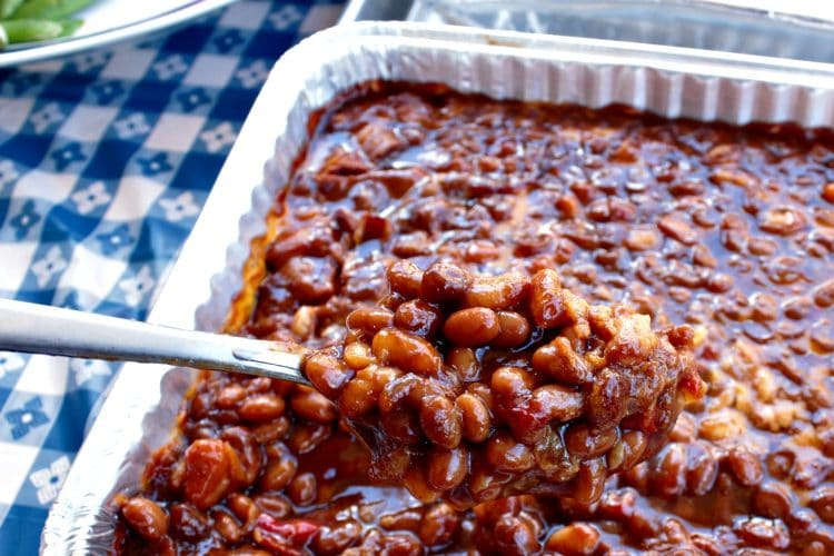 Grandmas Real Southern Baked Beans
