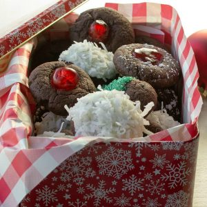 Holiday baking is simple and quick with Easy Cake Mix Christmas Cookies!