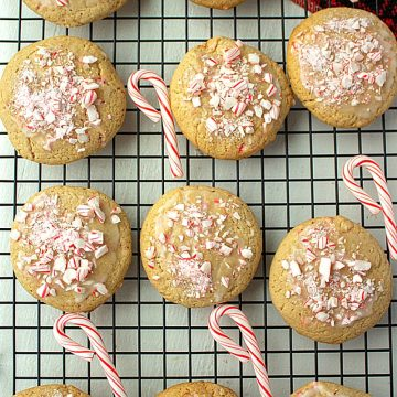 Only three ingredients are needed and the recipe can be customized with your favorite cake mix flavor and mix-ins. Perfect for gift-giving, bake-sales and parties!