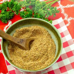 Homemade Barbecue Seasoning Mix