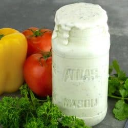 Buttermilk Ranch dressing