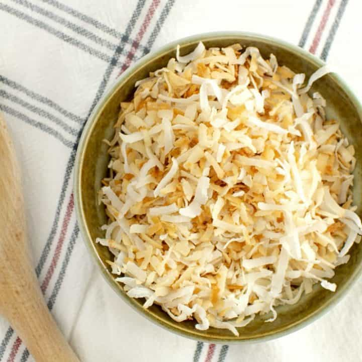 How to make Toasted Coconut