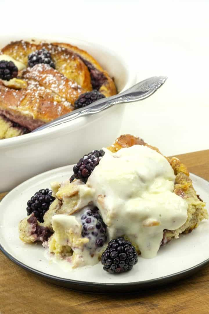 An easy and tasty make-ahead breakfast or brunch!
