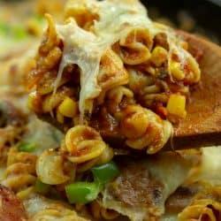 Smoked Sausage Italian Pasta Skillet – Must Love Home