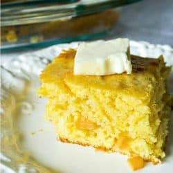Cream Made with cornbread mix, cream cheese and creamed corn, this cornbread recipe is a quick and easy family favorite.