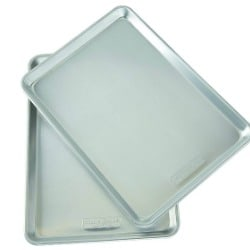 Aluminum Half Sheet Pan - Commercial Quality