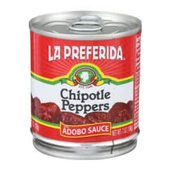 Chipoltle Peppers in Adobo